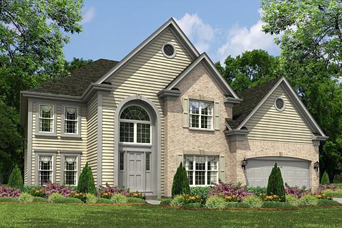 The briarstone 3 353 square feet gladstone homes for Gladstone builders